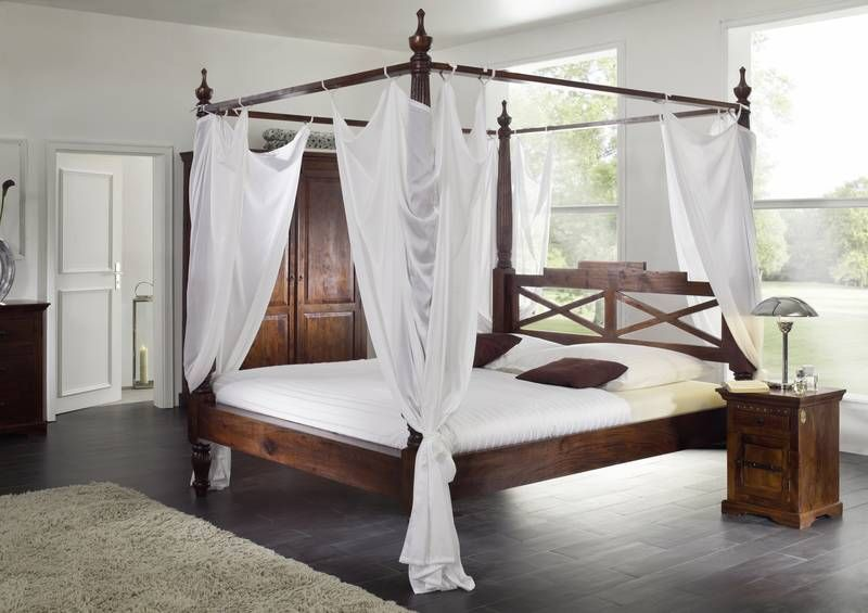 himmelbett der serie oxford. Black Bedroom Furniture Sets. Home Design Ideas