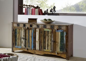 NATURE OF SPIRIT Sideboard #40 Indisches Altholz