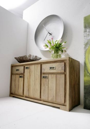 NATURE BROWN Sideboard #857 Palisander / Sheesham massiv