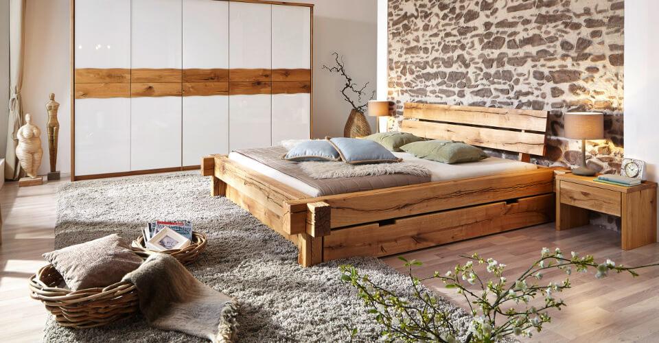 Massivholzmöbel Und Kolonialmöbel Von Kolonialmoebelde - Schlafzimmer im kolonialstil